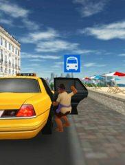 Такси игра 02