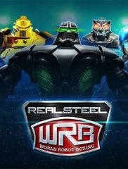Real Steel World Robot 01