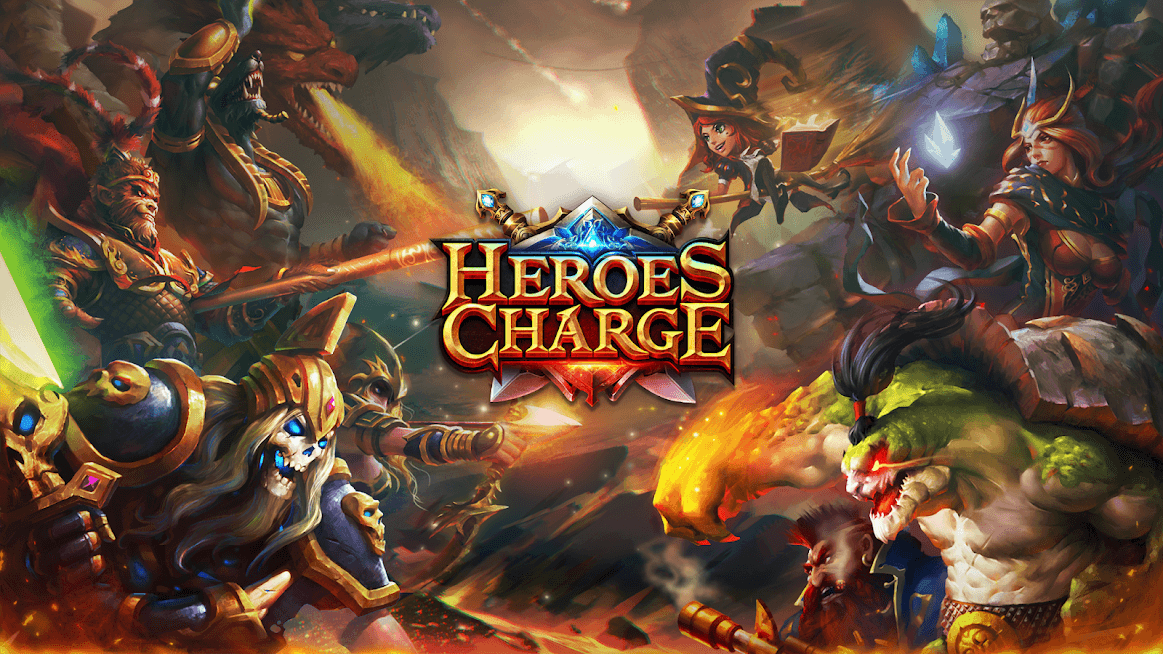 Heroes Charge 01