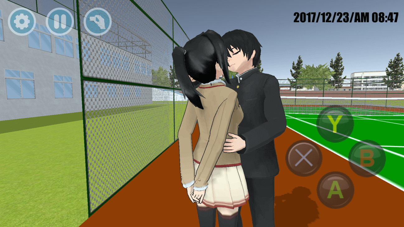 High School Simulator 03