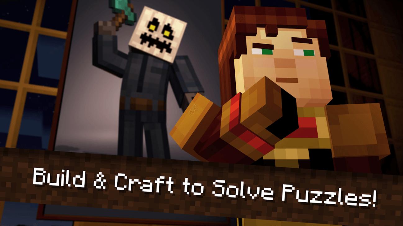 Minecraft Story Mode 01 03
