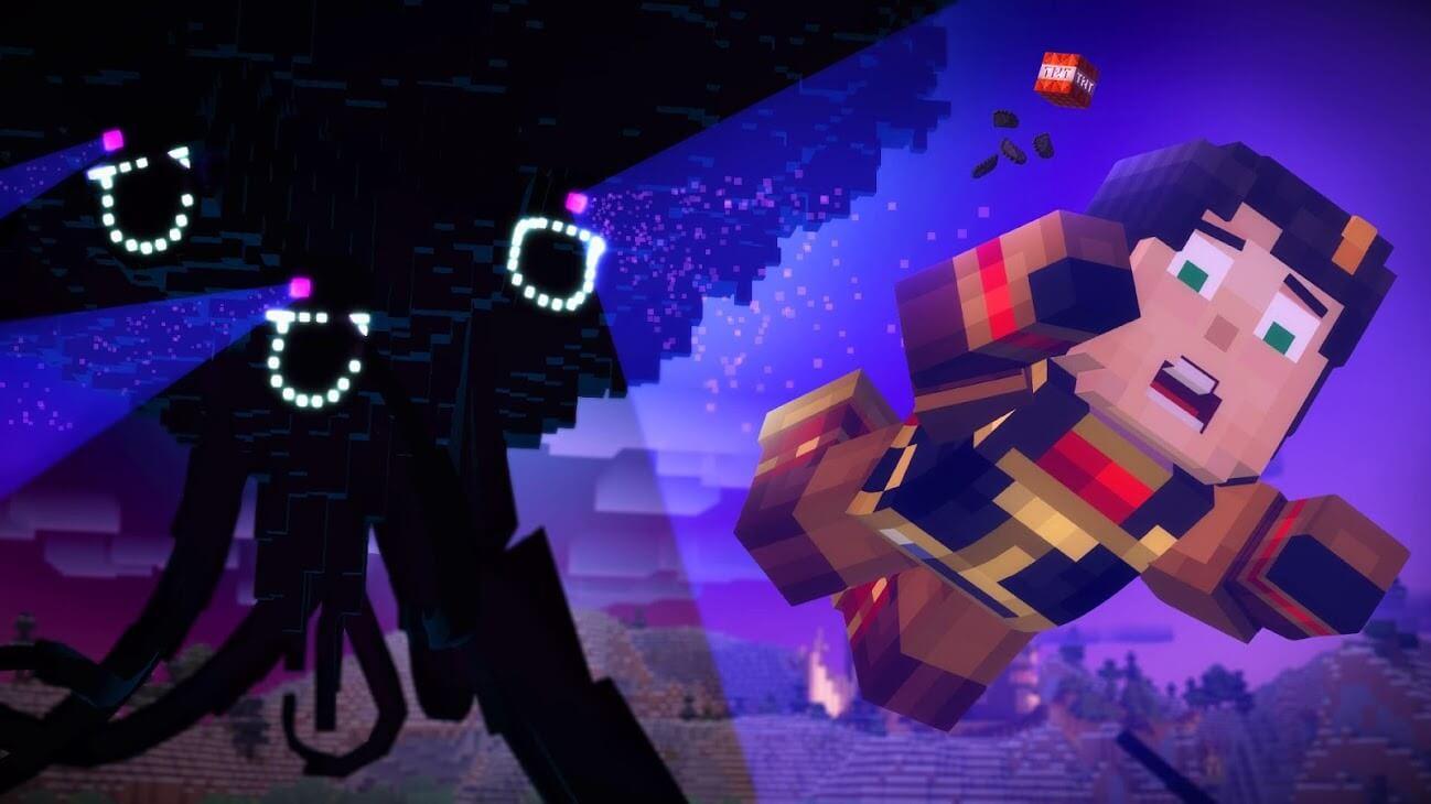 Minecraft Story Mode 01 05
