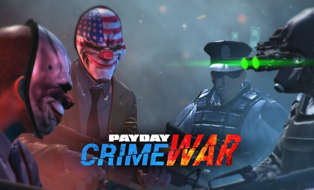 PayDay Crime War 01