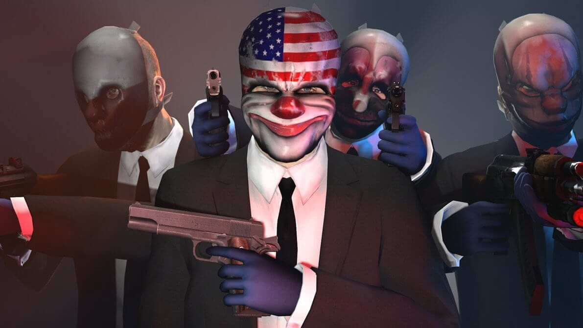 PayDay Crime War 02