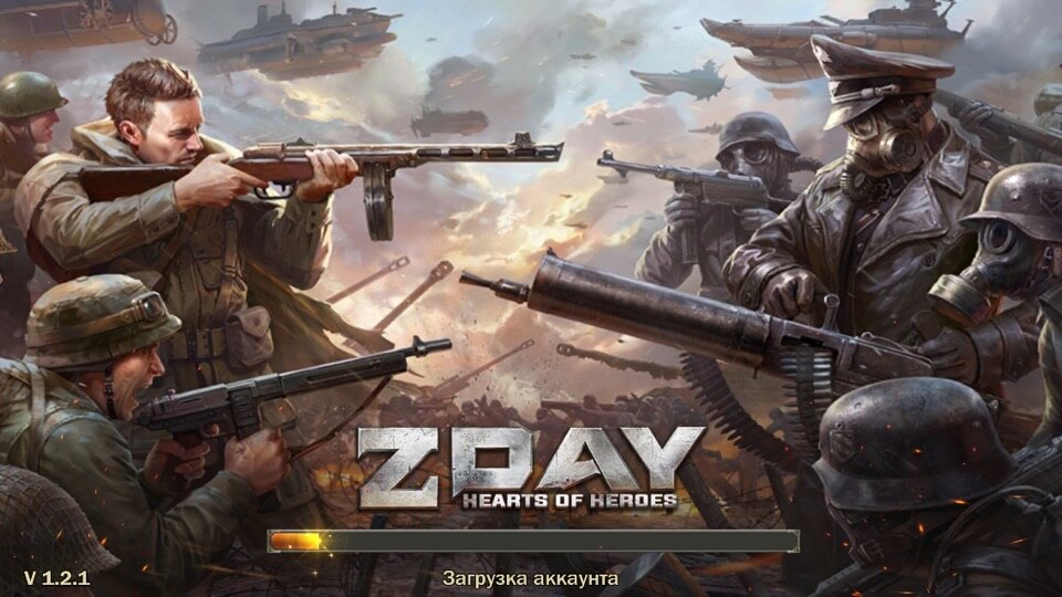 Z Day Hearts of Heroes 01