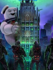 Ghostbusters World 01