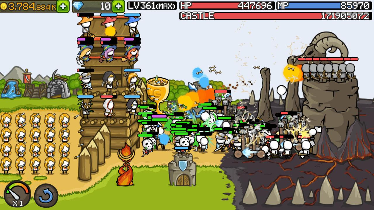 Grow Castle 01