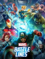MARVEL Battle Lines 01