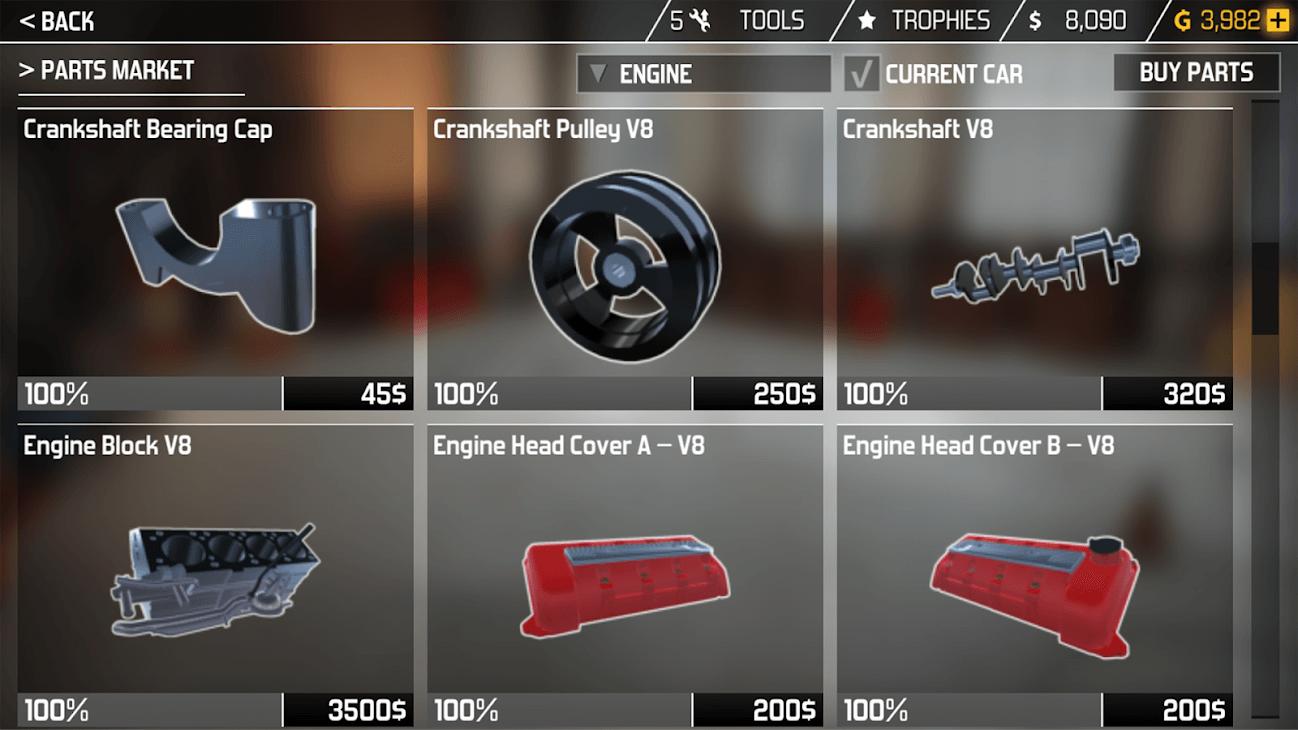Car Mechanic Simulator 18 03