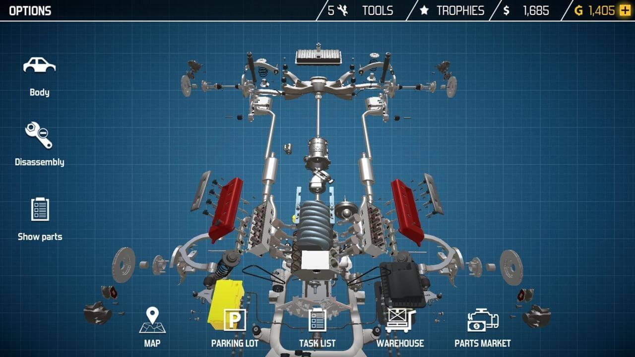 Car Mechanic Simulator 18 04