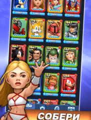 SEGA Heroes 03