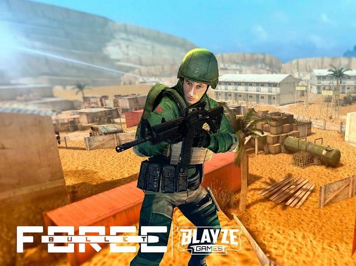Bullet Force 01