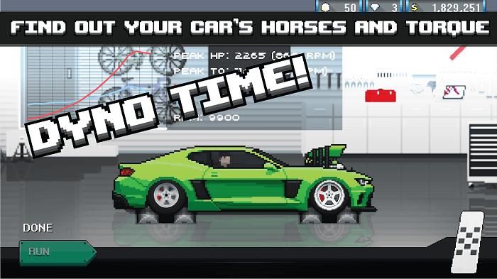 Pixel Car Racer 03