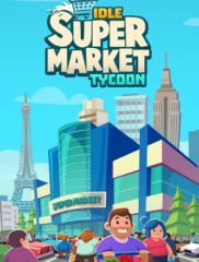 Idle Supermarket Tycoon 01