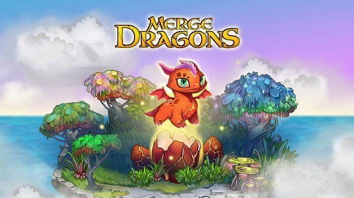 Merge Dragons 0