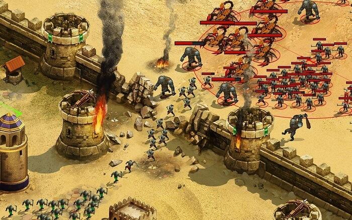 Битва за Трон 02