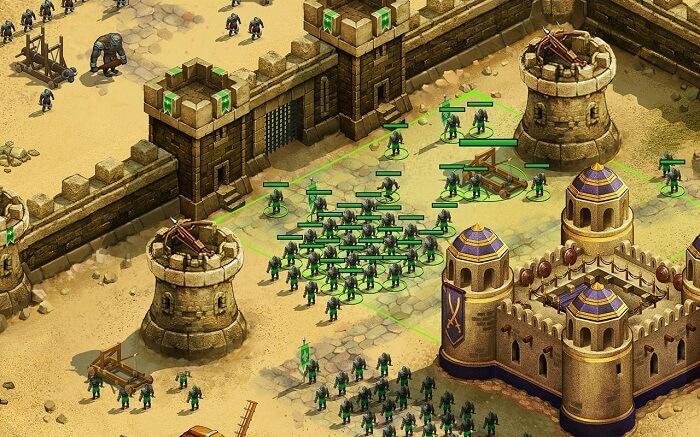 Битва за Трон 03