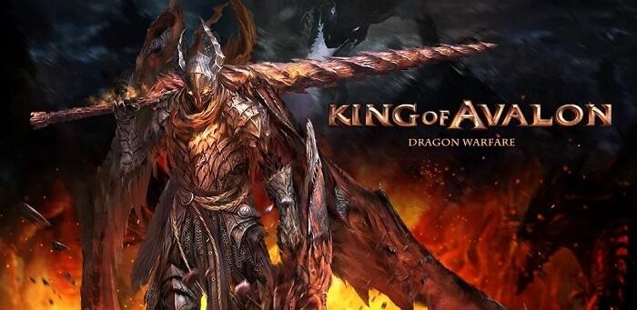 Король Авалона Битва Драконов 02