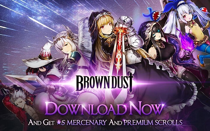 Brown Dust 01