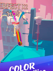 Color Dunk 3D 03