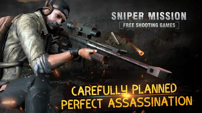 Sniper Mission 01
