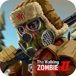 The Walking Zombie