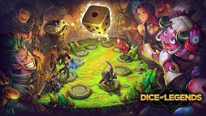 Dice of Legends 01