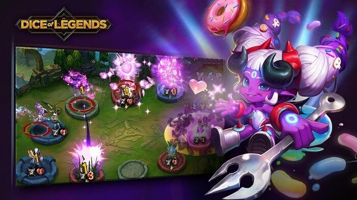 Dice of Legends 03