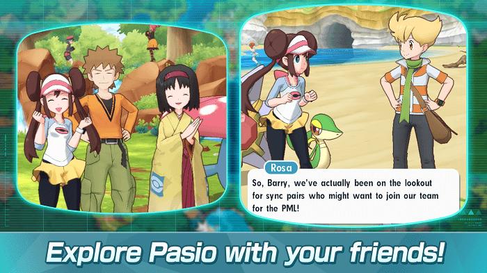 Pokémon Masters 02