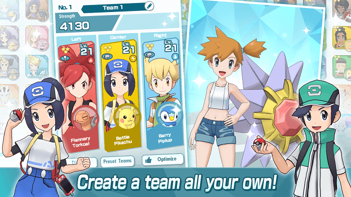 Pokémon Masters 03
