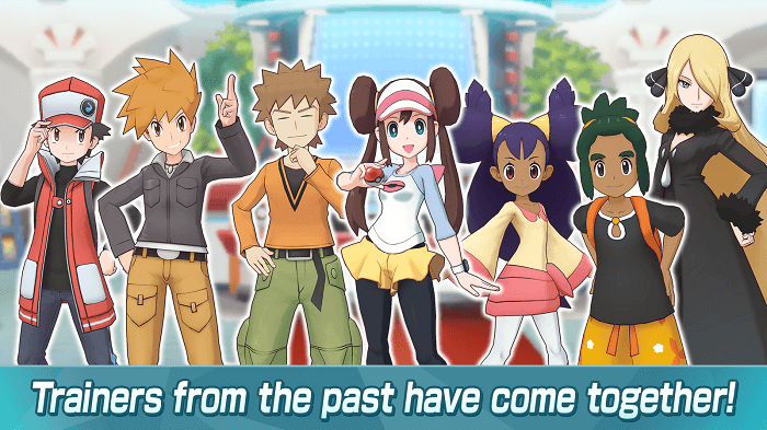 Pokémon Masters 04