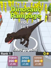 Dinosaur Rampage 01