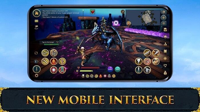 RuneScape Mobile 02