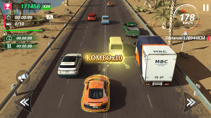 Traffice Fever 01
