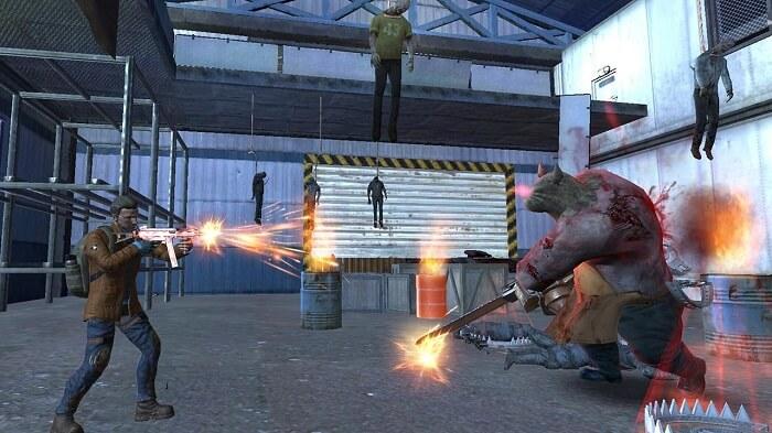 Zombie City Survival 01