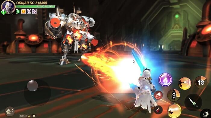 Eternal Sword M 01