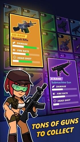 Zombie Idle Defense 01