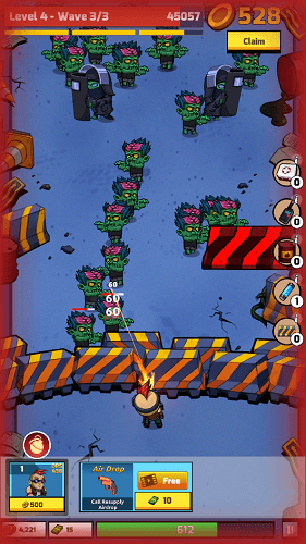 Zombie Idle Defense 04