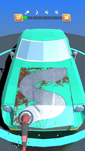 Car Restoration 3D 01