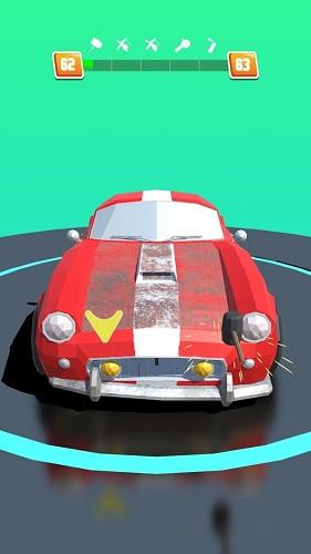 Car Restoration 3D 03