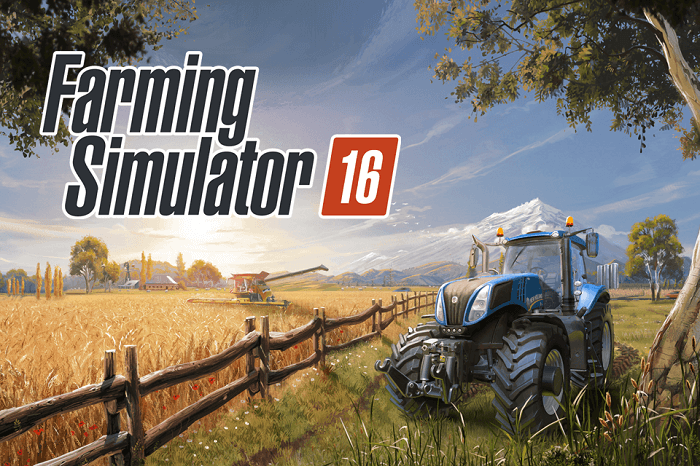 Farming Simulator 16 01