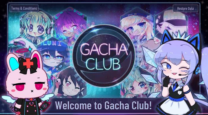 Gacha Club 01