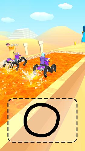 Scribble Rider! 02