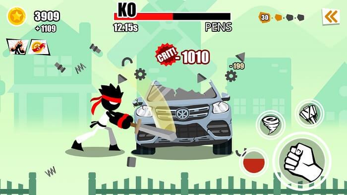 Car Destruction 02