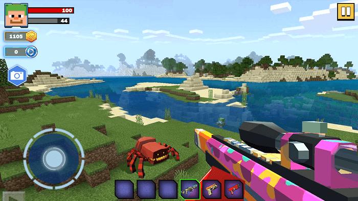 Fire Craft 3D 02