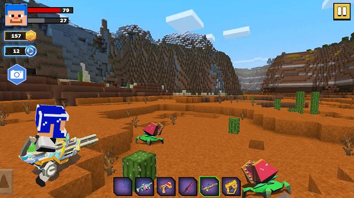 Fire Craft 3D 03