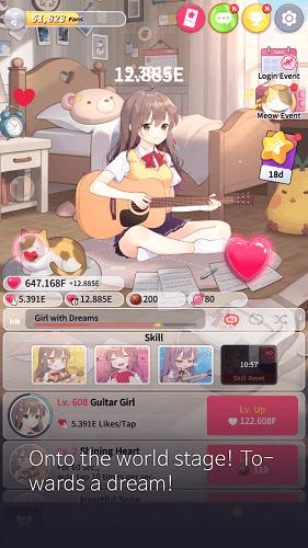 Guitar Girl 03