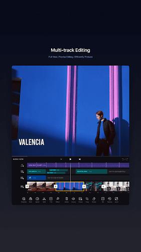 VN Видео редактор 01