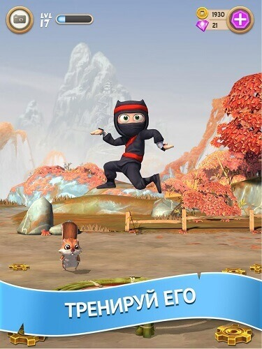 Clumsy Ninja 02