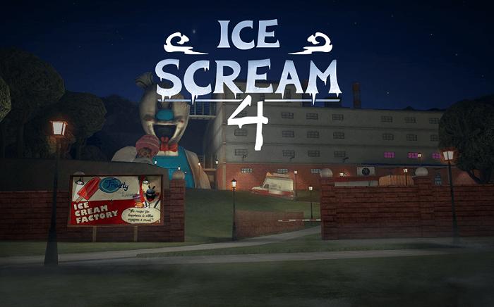 Ice Scream 4 Фабрика Рода 01